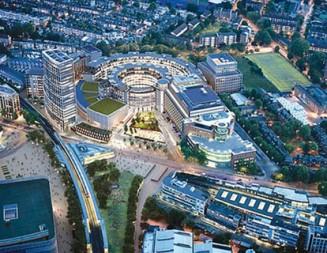 Телевизионният център на ВВС в Лондон става луксозен комплекс с 1,5 млрд. долара