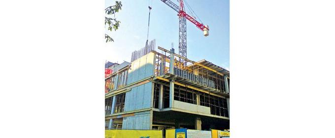 Поскъпването на жилищата стимулира новото строителство