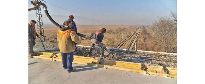 Забравеният от 30 години мост на източната дъга вече е почти готов