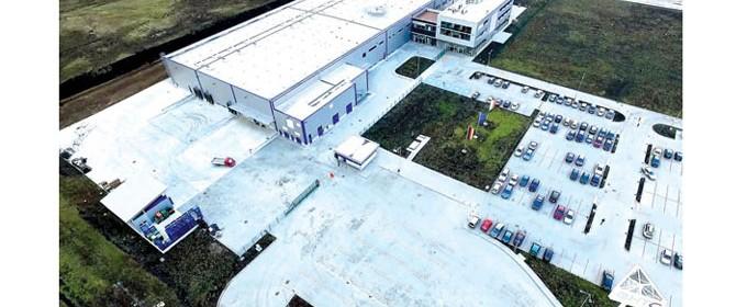 """Подобряването на инфраструктурата в индустриалния парк """"Божурище"""" допринася за привличането на нови компании на територията му."""