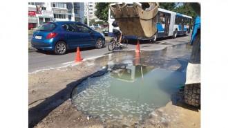 Подмяната на ВиК инфраструктурата ще реши проблемите с авариите на стари водопроводи в града и областта