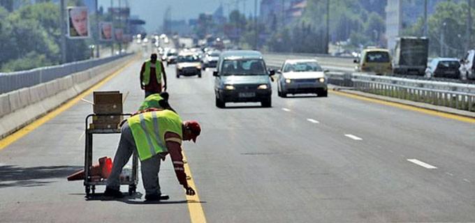 Столична община освежава пътната маркировка, предвижда ремонт на общо 28 км тротоари и над 30 км улици