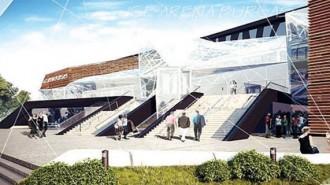 Ледената Арена Бургас