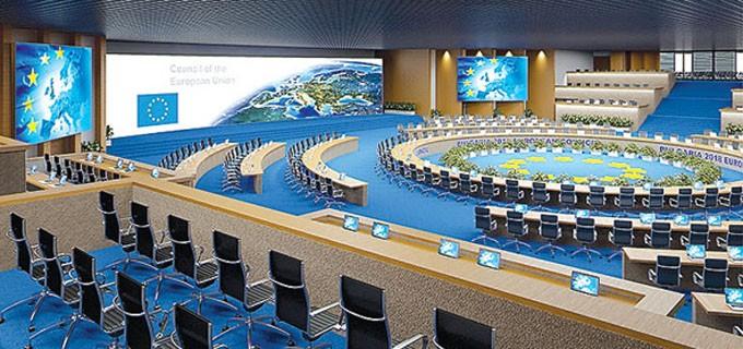 Преди края на септември зала 3 на НДК трябва да е изцяло реконструирана