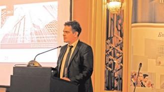 В откриването участва и зам.-министърът на икономиката Лъчезар Борисов