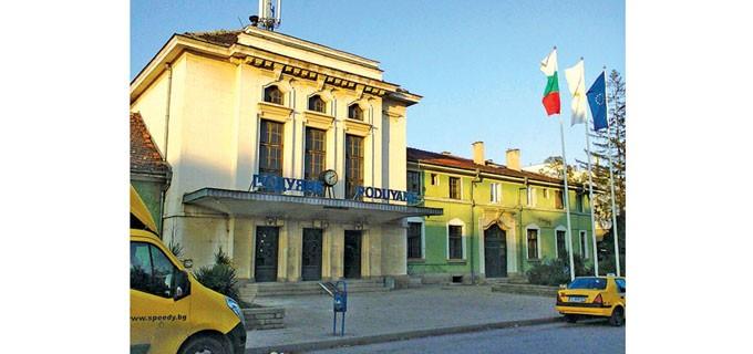 Фасадата на гара Подуяне ще бъде запазена в автентичния си вид