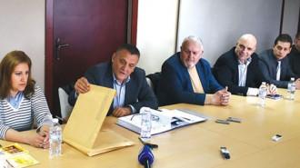 """На публично заседание журито обяви резултатите от класирането на конкурсните проекти за АМ """"Струма"""" в участъка Крупник-Кресна"""