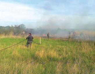Със 150 000 лв. борят пожарите в четири области