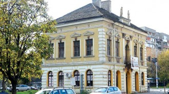 Къщата на Ангел Юванов