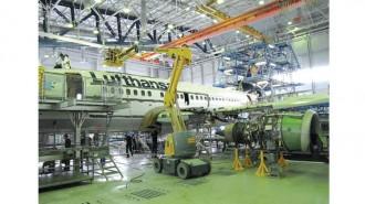 """През март т.г. """"Луфтханза"""" започна проект за разширяване на ремонтната си база за самолети в София на стойност 36 млн. евро"""