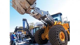 За първи път тежката строителна механизация ще бъде представена толкова мащабно на Международния технически панаир в Пловдив