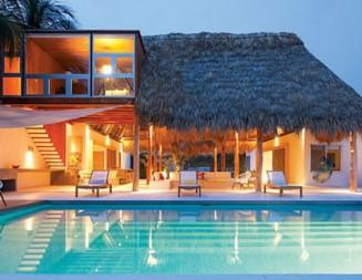 Casa Azul – семеен остров на спокойствието и забавлението