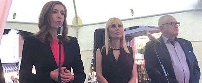 Министър Николина Ангелкова дава официален старт на летния сезон в Слънчев бряг