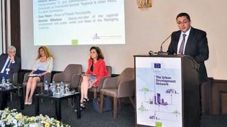 Министър Николай Нанков представи мерките за осигуряване на рационално планиране и управление на българските градове