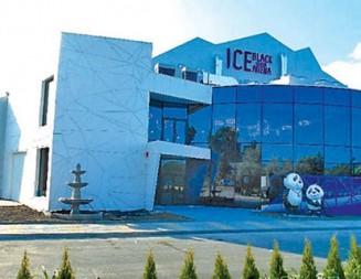 Вече имаме ледена пързалка на брега на Черно море