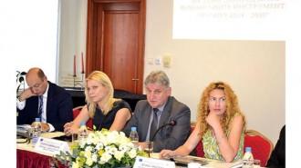 Новият финансов инструмент бе представен във Велико Търново от заместник-министъра на регионалното развитие Деница Николова