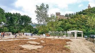Теренът, върху който ще се оформи новият парк