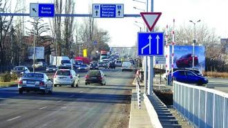 Шосето между столицата и българо-сръбската граница при Калотина е едно от най-натоварените в страната