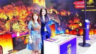 Успешното представяне на Велико Търново на туристически борси и изложения допринася за привличането на гости към града и региона