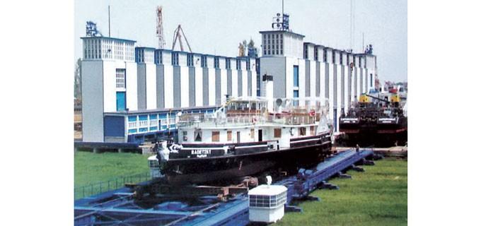 ЧСИ продава русенската корабостроителница за 32 млн. лв.