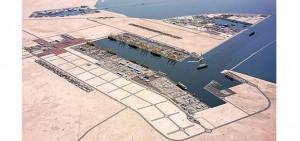 """Със своя капацитет пристанище """"Хамад"""" е сред най-големите в района на Близкия изток"""