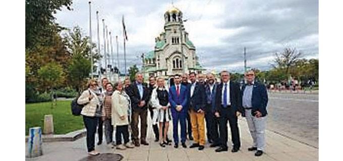 Австрийският бизнес заяви своя интерес за инвестиции в столицата