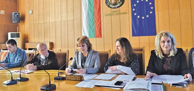 """Заседание на областна комисия """"Военни паметници"""" във Велико Търново обсъжда мониторинга на обектите в региона"""
