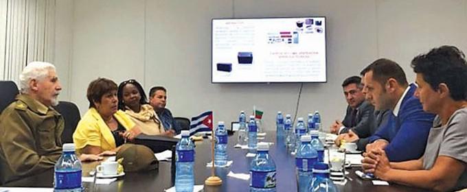 ВиК, енергетика и туризъм са секторите от взаимен интерес, стана ясно на българо-кубинската среща