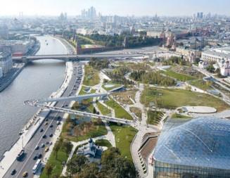 """""""Зарадье"""" – пресечната точка между архитектура и ландшафт"""