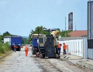 Враца обнови 18 улици за година  За строително-ремонтните работи на пътните участъци са изразходвани 2 млн. лв.