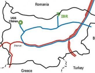 """Започва предпроектното проучване за газовия хъб """"Балкан"""""""