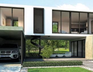 За любителите на минимализма  Сгради от контейнери – пресечна точка между транспорта и архитектурата