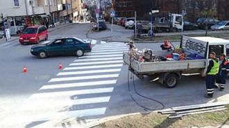 До 30 юни пешеходните пътеки в страната трябва да бъдат приведени в съответствие с нормативните изискванията