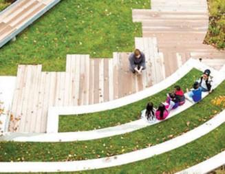 Как да привлечем природата в урбанизираните зони