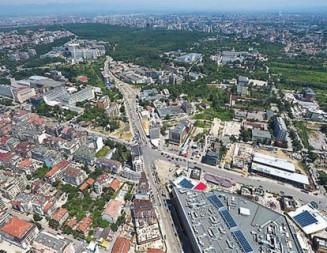 Липсват регламенти за големите бизнес райони в София