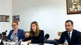 Министър Николина Ангелкова представи пред бизнеса в Сандански проекта за новите СПА и балнеодестинации