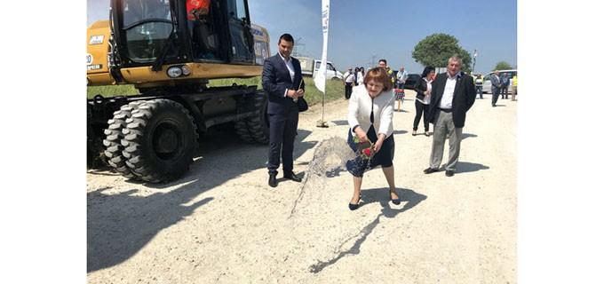 Областният управител на Враца, Малина Николова даде старт на ремонта