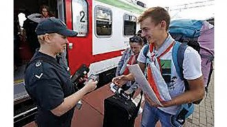 """""""Опознай Европа, за да я обикнеш"""" е философията на инициативата за безплатното младежко пътуване с железниците"""