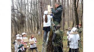 Екоуроците помогнаха на децата да научат как да се грижат за птиците и околната среда