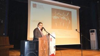 Зам.-министър Валентин Йовев откри седмата Международна конференция по картография и ГИС