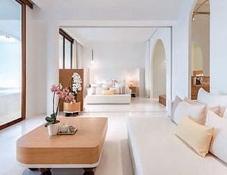 Лукс в бяло предлага на туристите най-новия комплекс в Тайланд