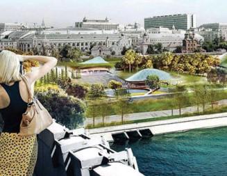 Фантастичен парк посреща гости от цял свят в сърцето на Москва