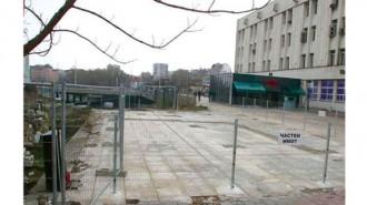 Спорният имот, за който има реституционни претенции и за който собствениците искат един милион лева