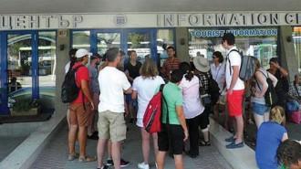 Групите във Варна се събират по утвърден график пред Туристическия информационен център в града