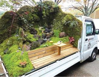 Японски градини на колела