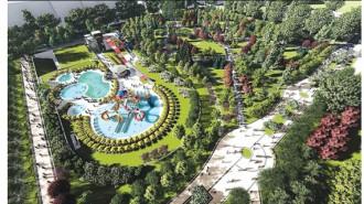 Аквапаркът ще е готов до края на 2019 г.