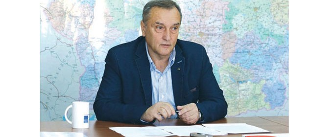 Инж. Светослав Глосов, председател на УС на АПИ