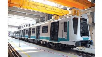 Всички 20 нови влакчета ще пристигнат в София до февруари 2019 г.