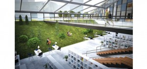 7-Дипломна-работа---Архитектурно-училище---Библиотека