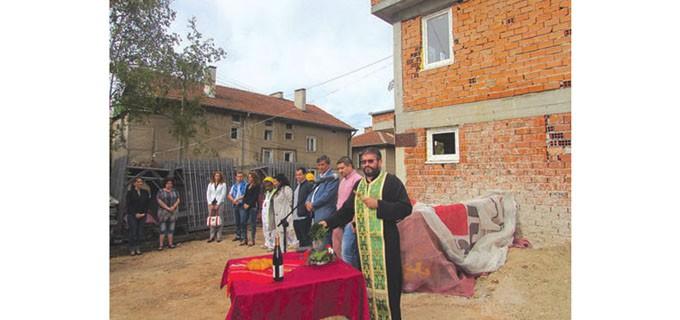 С водосвет стартира строителството на две социални жилища в Белоградчик
